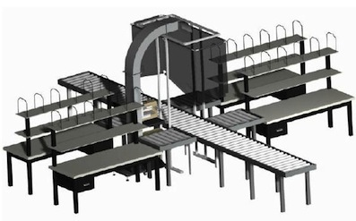 Packaging Line Layout Services
