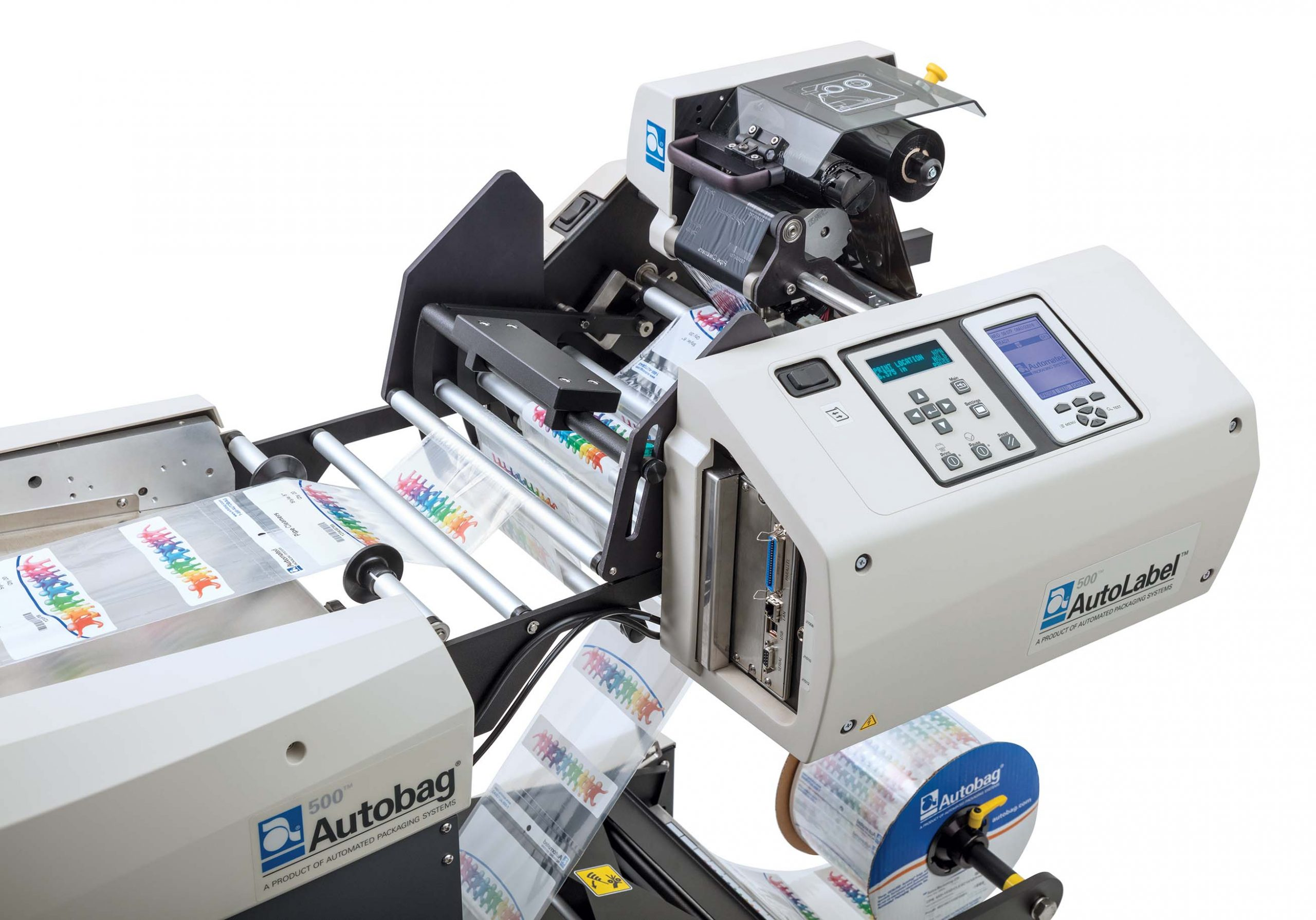 AutoLabel 500 Thermal Transfer Printer