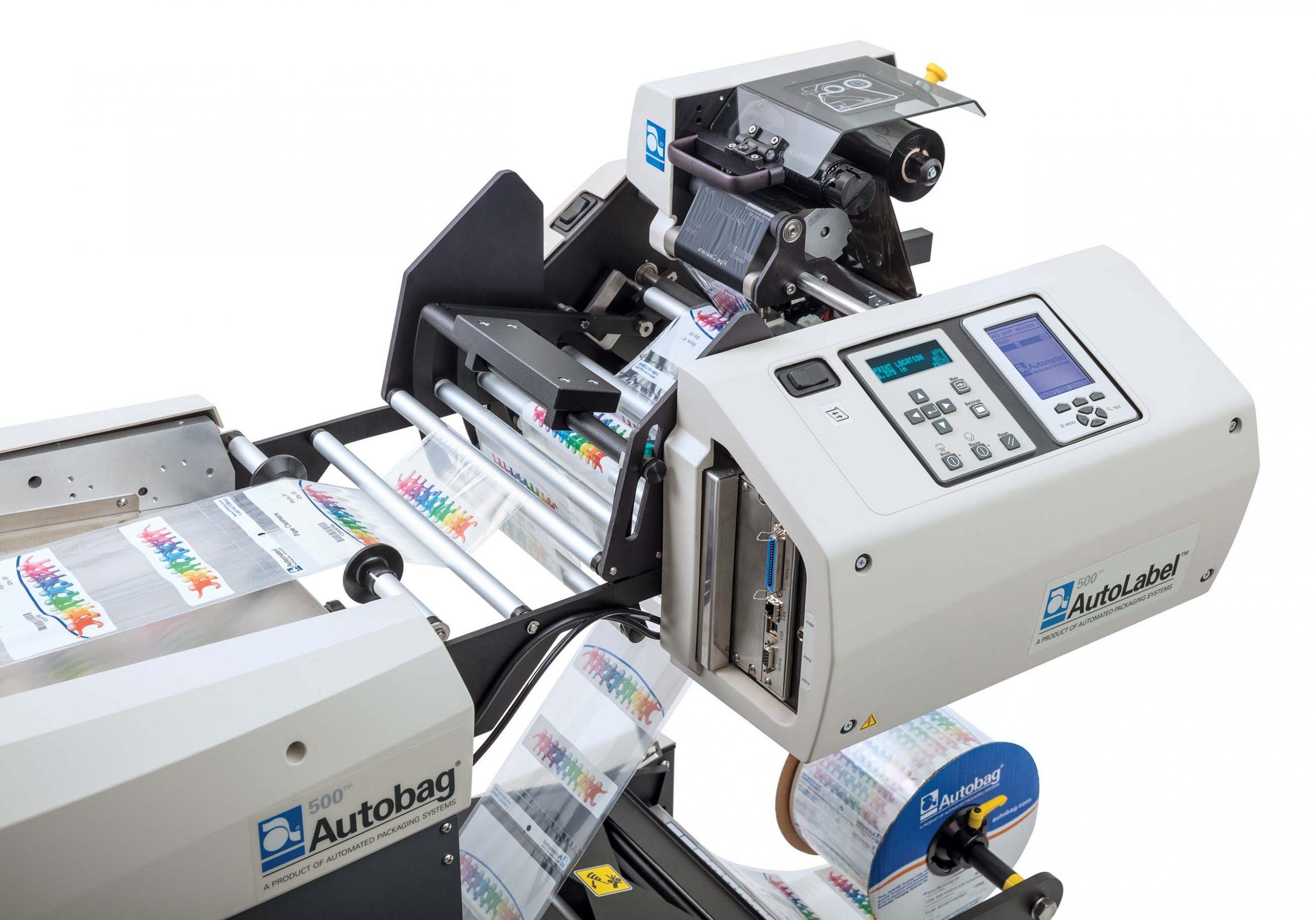 AutoLabel 500 Thermal Transfer Printer