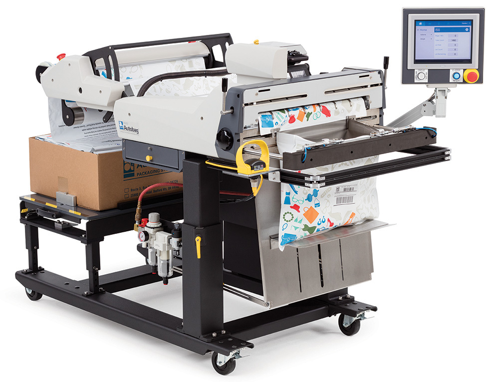 Autobag 850S Mail Order Fulfillment and Ecommerce Packaging Machine