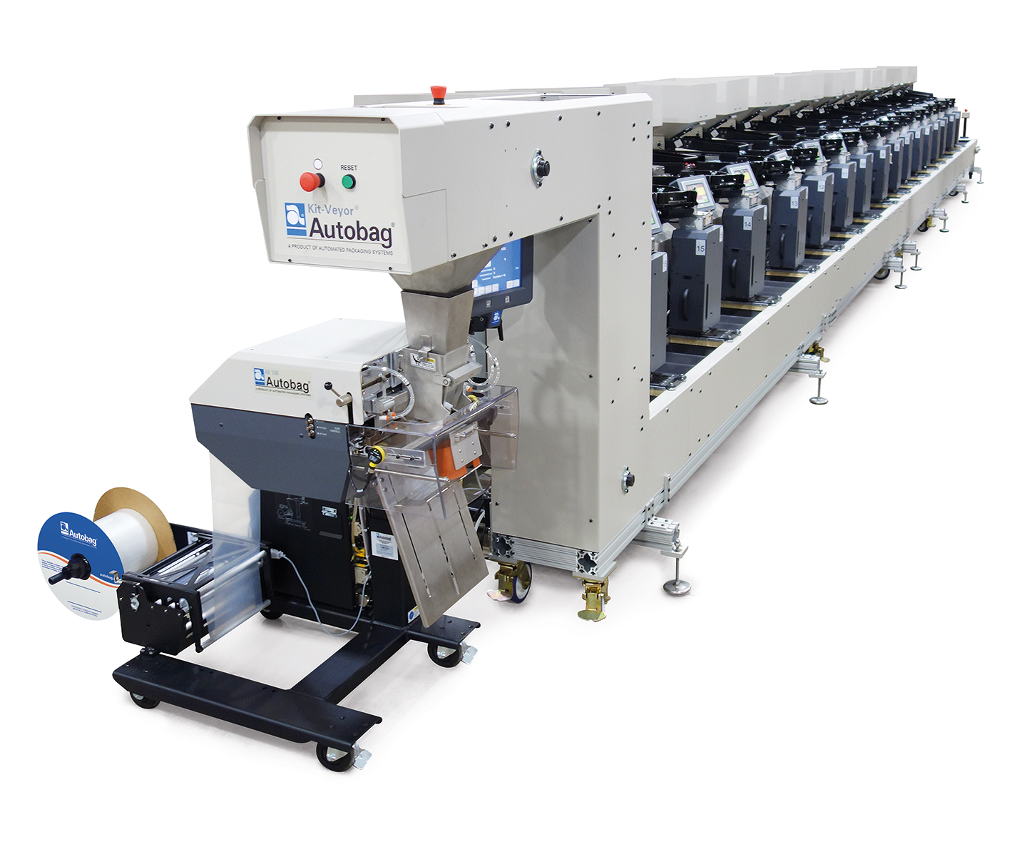 Autobag Kit-Veyor Packaging Conveyor System
