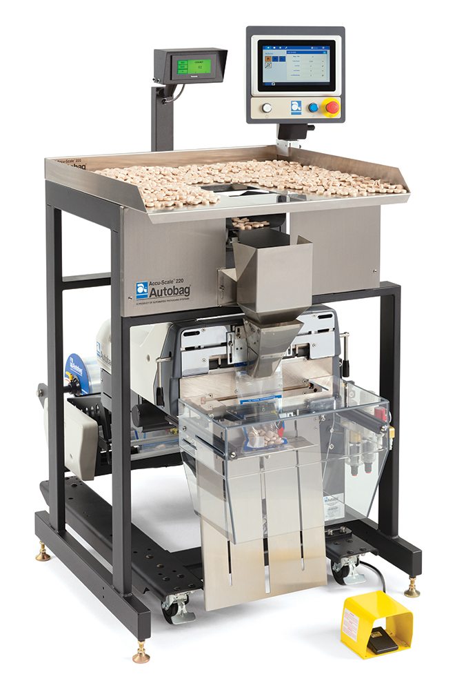 Infeeders, Counters, & Weighing Systems