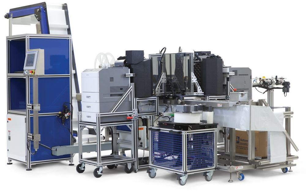 Autobag Script Pack SPrint Automated Fulfillment Machine