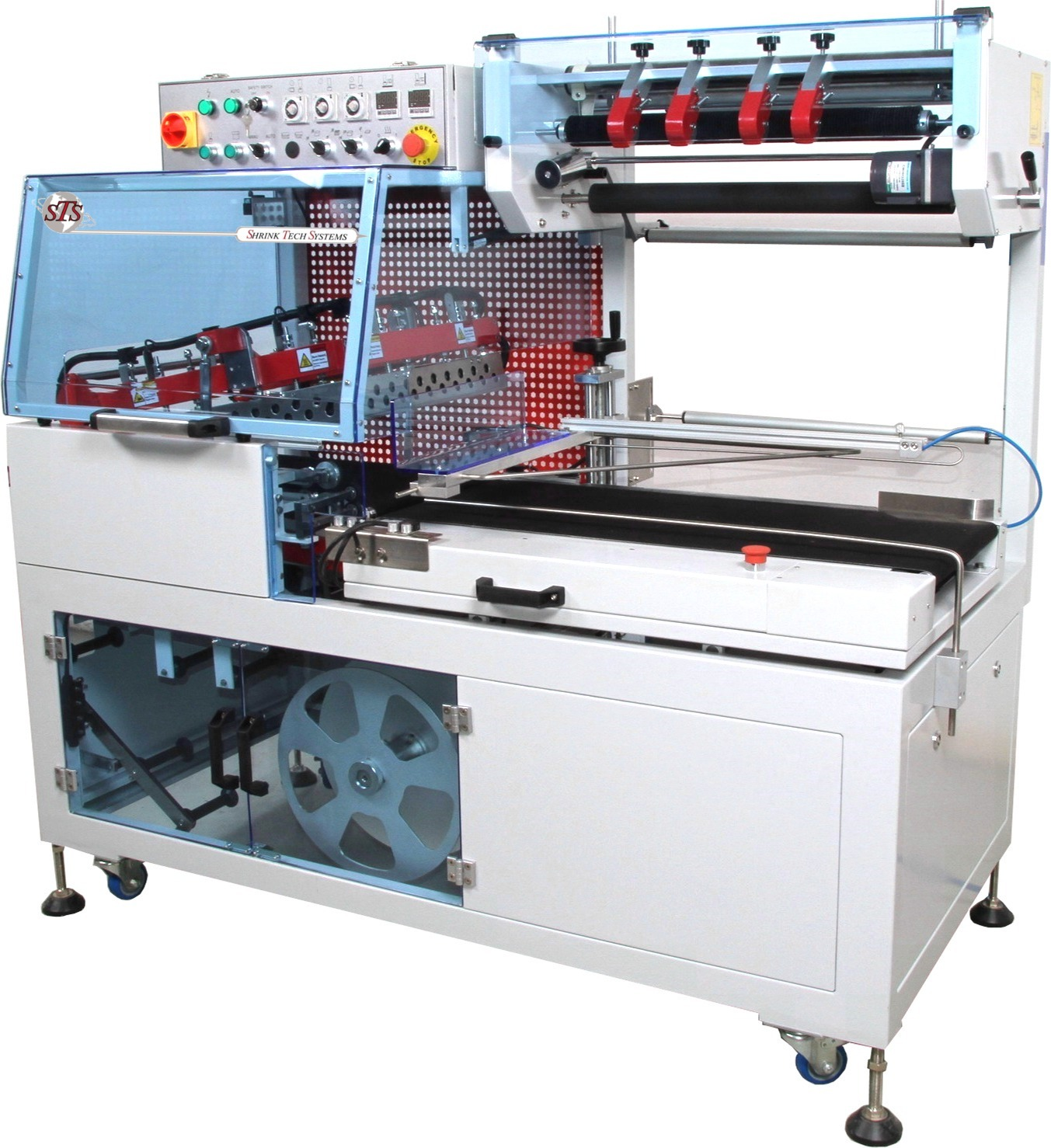 Shrink Tech Systems Automatic L Bar Sealer
