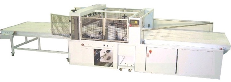 Shrink Tech Systems 60R Dual Side Seal Shrink Wrapper