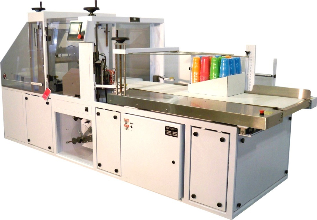 Shrink Tech Systems Tall Product Shrink Wrapper