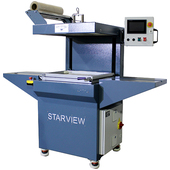 Starview SP Semi Auto Stationary Heat Skin Packaging Machine Series